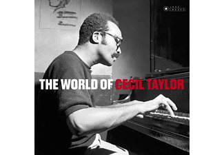 Cecil Taylor - The World Of Cecil Taylor - (Vinyl)