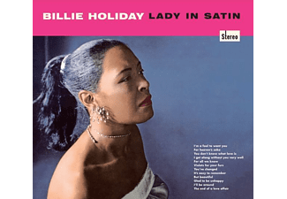 Billie Holiday - Lady In Satin (Stereo) - (CD)
