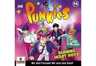 014/Burning Hearz Boyz - 1 CD - Hörspiel (Kinder)