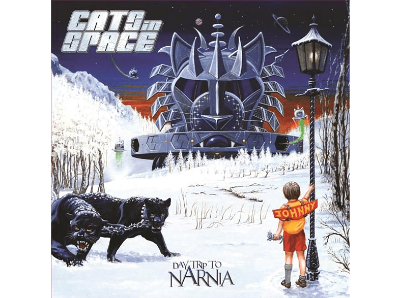 Cats In Space - Day Trip To Narnia (White Vinyl) [Vinyl]