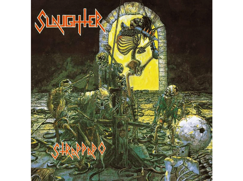 Slaughter - Strappado-Remix (Yellow Colored Vinyl) [Vinyl]