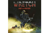 Wretch - Man Or Machine (Ltd.Black Vinyl) [Vinyl]
