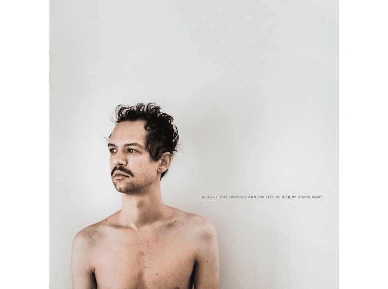 Darwin Deez - 10 Songs That Happened When You Left Me With My Stupid Heart (White Vinyl+MP3 Download) [LP + Download]