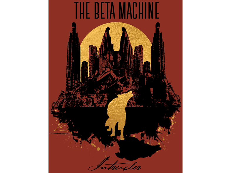 The Beta Machine - Intruder [Vinyl]