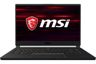 MSI GS65 8SG-055, Gaming Notebook mit 15.6 Zoll Display, Core™ i7 Prozessor, 32 GB RAM, 512 GB SSD, GeForce® RTX™ 2080, Schwarz