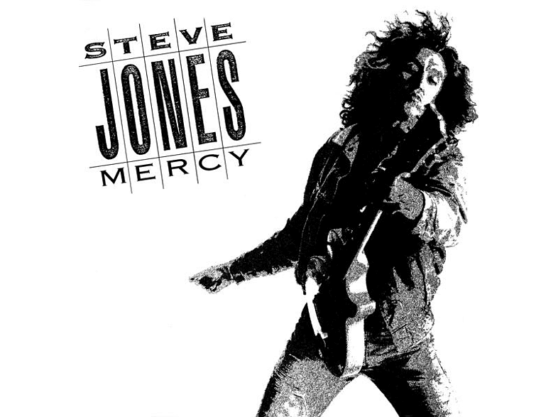 Steve Jones - Mercy (Collector's Edition) [CD]