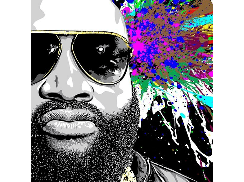 Rick Ross - Mastermind (Ltd.2LP) [Vinyl]