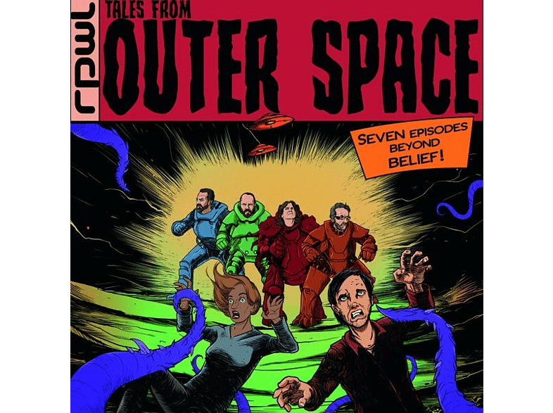 RPWL - Tales From Outer Space (Digipak) [CD]