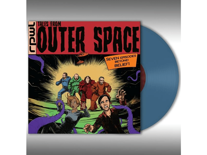 RPWL - Tales From Outer Space (Lim.Blue Vinyl) [Vinyl]