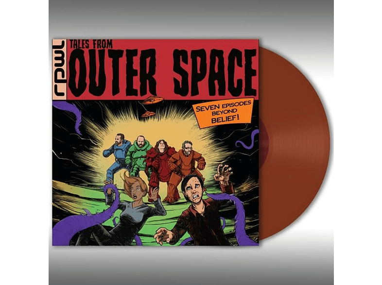 RPWL - Tales From Outer Space (Lim.Orange Vinyl) [Vinyl]