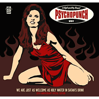 Psychopunch - We Are Just As Welcome...(20th Anniv.Edition) [CD]