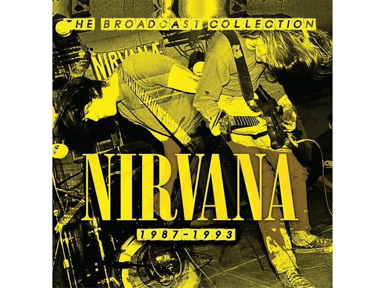 Nirvana - Broadcast Collection 1987-1993 (5CD-Set) [CD]