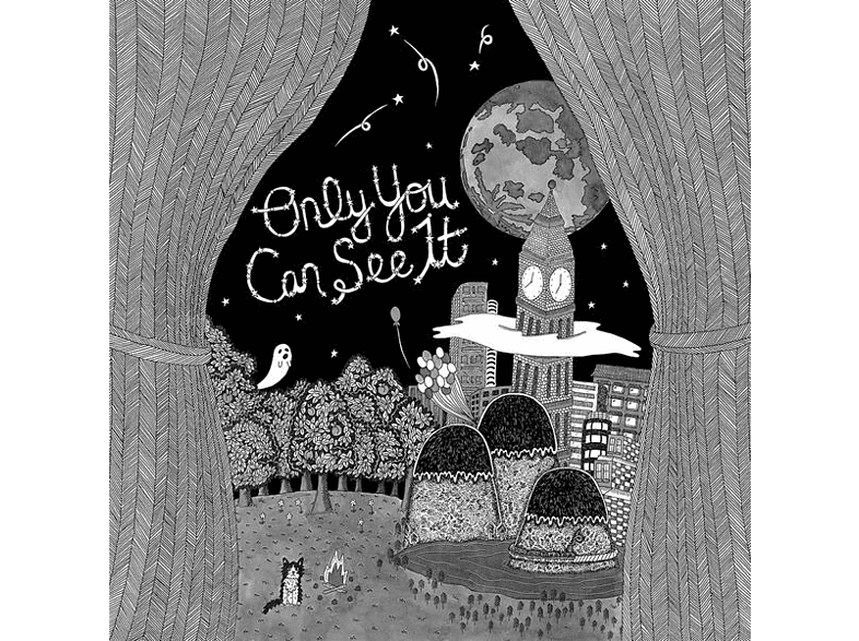 Emily Reo - Only You Can See It [LP + Download]