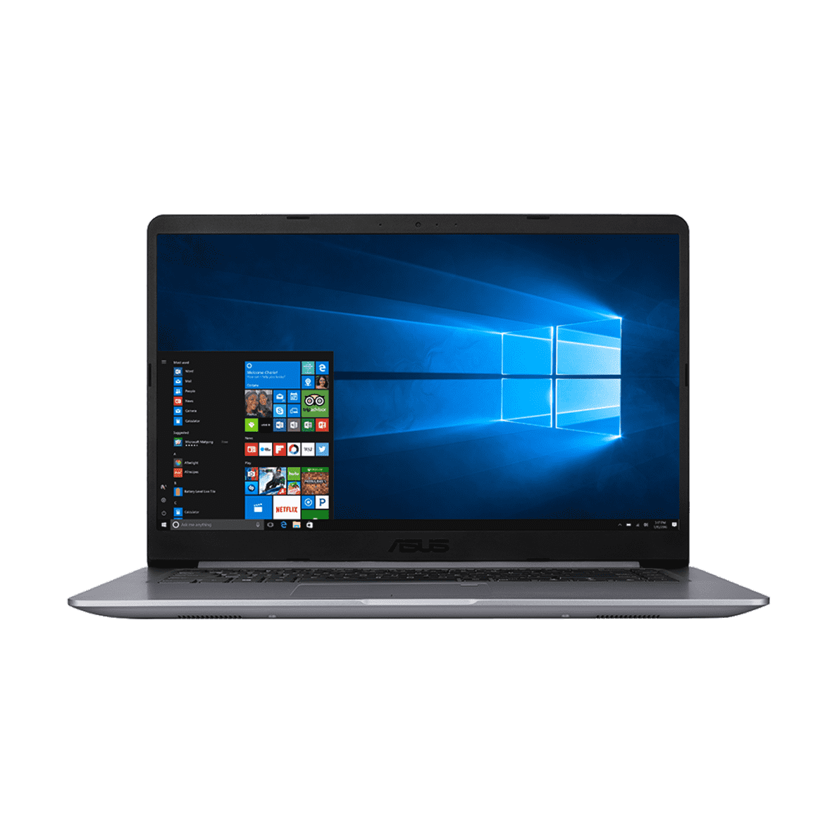 ASUS R520UA-EJ1561T Notebook mit Core™ i3, 8 GB RAM, 1 TB & Intel® UHD-Grafik 620 in Grau