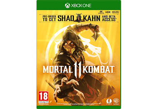 Xbox One - Mortal Kombat 11 /D/F
