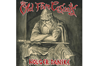 The Old Firm Casuals - Holger Danske (GTF Red/White Vinyl+Download) [Vinyl]