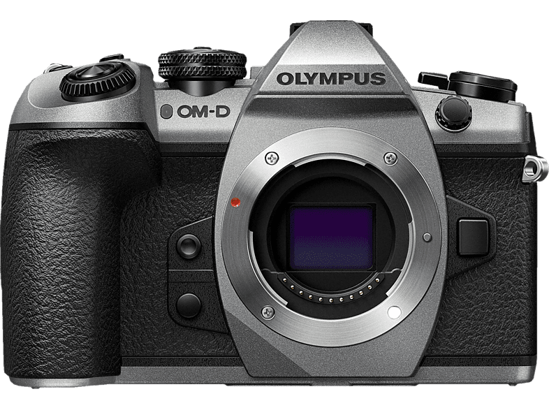 OLYMPUS OM-D E-M1 MARK II BODY Systemkamera 20.4 Megapixel  , 7.6 cm Display   Touchscreen, WLAN