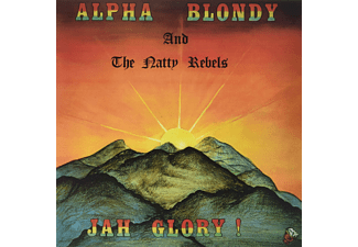 Alpha Blondy, The Natty Rebels - Jah Glory (180g) - (Vinyl)
