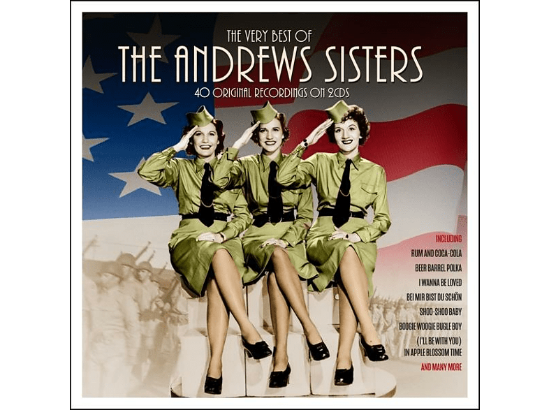 The Andrew Sisters - Very Best Of [CD]