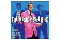 Buddy / Ritchie Va Holly - The Music Never Died [CD]