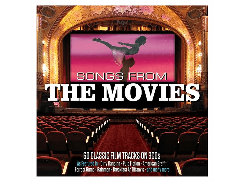 VARIOUS - Songs From The Movies [CD]
