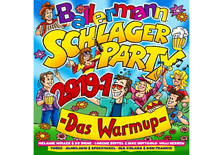 VARIOUS - Ballermann Schlagerparty 2019. - (CD)