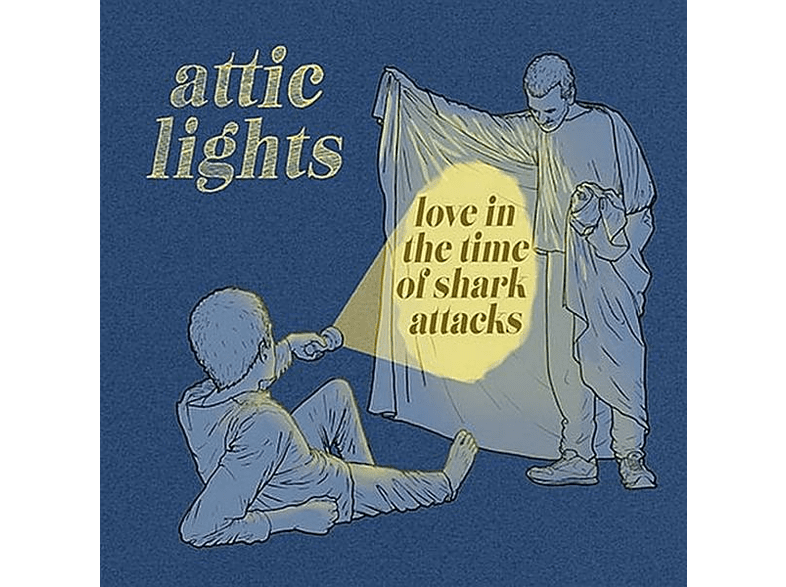 Attic Lights - Love In The Time Of Shark Atta [CD]