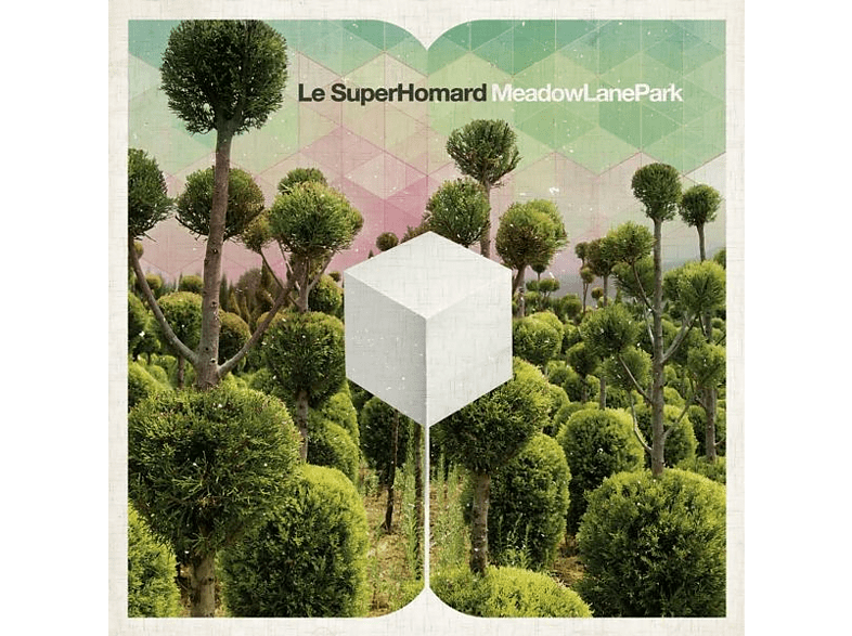 Le SuperHomard - Meadow Lane Park [CD]