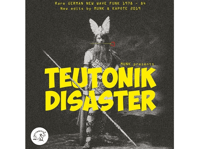 Munk Presents Various - Teutonik Disaster/German New [Vinyl]