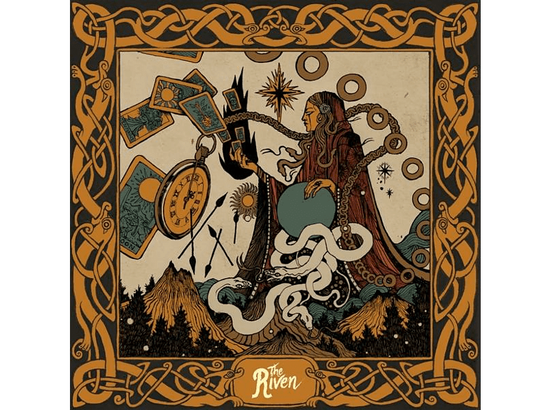 The Riven - The Riven [CD]