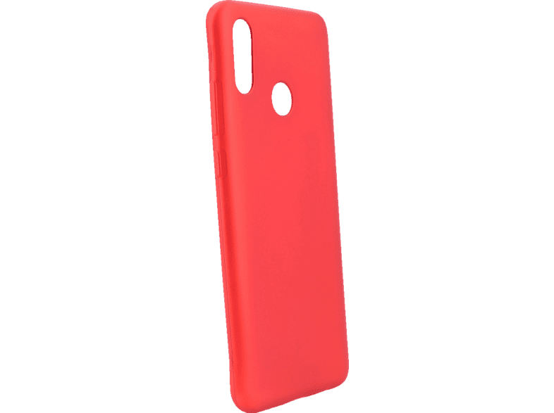 AGM 27893 Soft Backcover Honor 10 Lite Thermoplastisches Polyurethan Rot