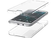 AGM 27724 Glas , Full Cover, Samsung , Galaxy S10e, Thermoplastisches Polyurethan, Transparent