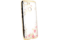 AGM 27834 Feeling Backcover Xiaomi Redmi 6 Thermoplastisches Polyurethan, Kunststoff Gold
