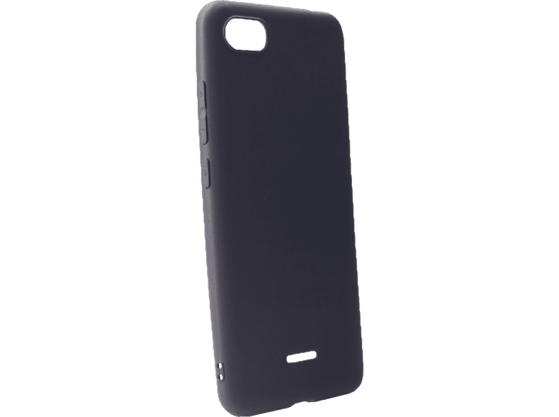 AGM 27860 Soft Backcover Xiaomi Redmi 6A Thermoplastisches Polyurethan Schwarz