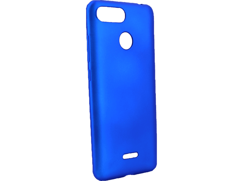 AGM 27823 Soft Backcover Xiaomi Redmi 6 Thermoplastisches Polyurethan Blau