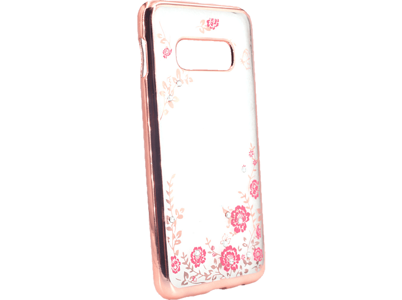 AGM 27727 Feeling , Backcover, Samsung, Galaxy S10e, Thermoplastisches Polyurethan, Kunststoff, Rose Gold
