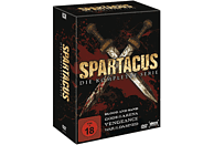 Spartacus: Die komplette Serie: Blood and Sand + Gods of the Arena + Vengeance + War of the Damned [Blu-ray]