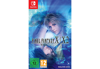 Switch - Final Fantasy X/X-2 HD Remaster /D