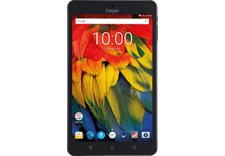 "CASPER Via S28 8"" 16GB 2GB IPS Tablet Gri"
