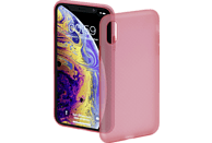 HAMA Soft , Backcover, Apple, iPhone X, iPhone XS, Pink