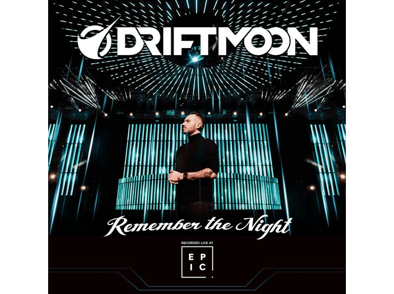 Driftmoon - REMEMBER THE NIGHT [CD]
