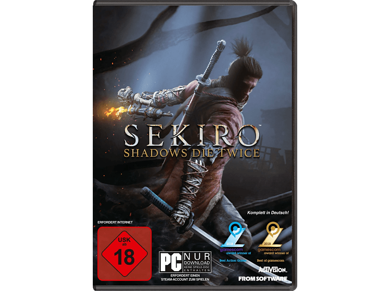 Sekiro™ - Shadows die Twice [PC]