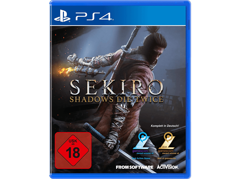 Sekiro™ - Shadows die Twice [PlayStation 4]