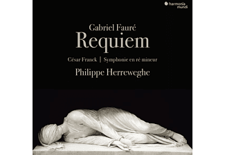 Orchestre Des Champs-elysees Philip - Requiem CD