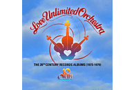 Love Unlimited Orchestra - The 20th Century Records Albums (1973-1979) [CD]