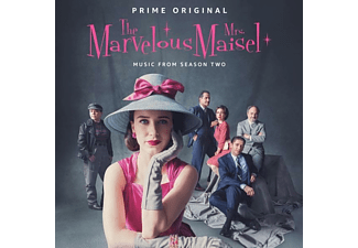 The Marvelous Mrs.Maisel: Season 2 CD