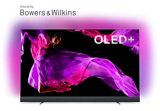 "TV OLED 65"" - Philips Android 65OLED903/12, UHD 4K, Ambilight 3 lados, P5, HDR Perfect, 4 HDMI"