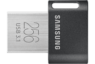 SAMSUNG Flash Drive FIT Plus USB-Stick, Schwar/Silber