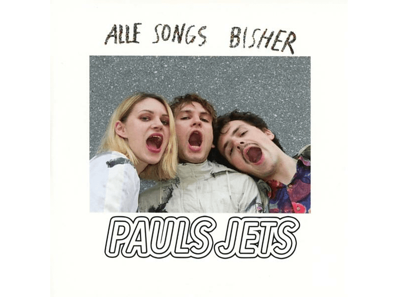 Pauls Jets - Alle Songs bisher [CD]
