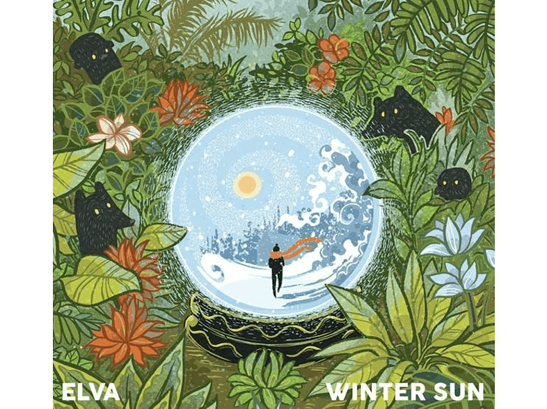 Elva - Winter Sun [CD]